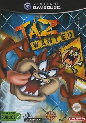 Taz Wanted sur NGC