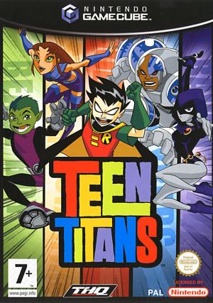 Teen Titans sur NGC