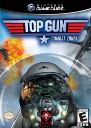 Top Gun : Combat Zones sur NGC