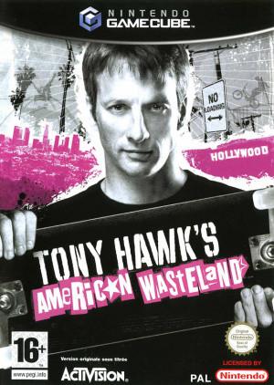 Tony Hawk's American Wasteland sur NGC