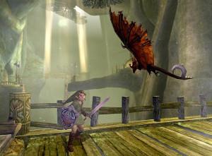 The Legend Of Zelda : Twilight Princess  repoussé