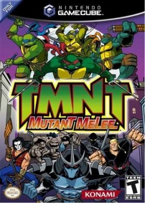 Teenage Mutant Ninja Turtles : Mutant Melee sur NGC
