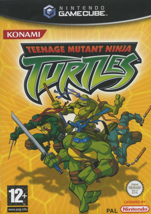 Teenage Mutant Ninja Turtles sur NGC