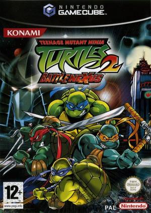 Teenage Mutant Ninja Turtles 2 : Battle Nexus sur NGC