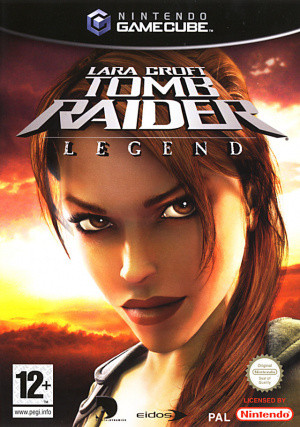 Tomb Raider Legend sur NGC
