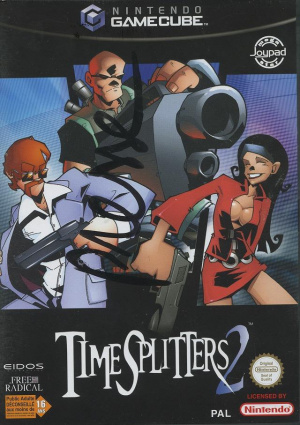TimeSplitters 2 sur NGC