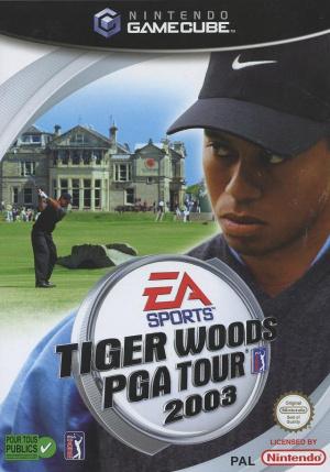 Tiger Woods PGA Tour 2003 sur NGC