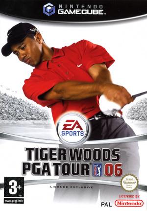 Tiger Woods PGA Tour 06 sur NGC