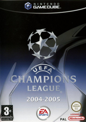 UEFA Champions League 2004-2005 sur NGC