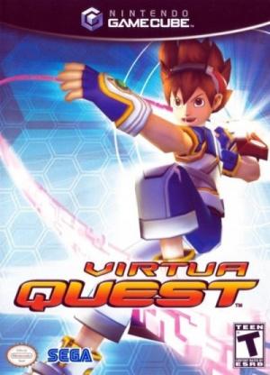 Virtua Quest sur NGC