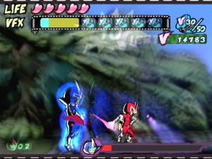 2003 - Viewtiful Joe : Combats animés