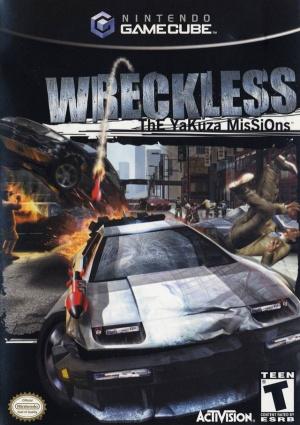 Wreckless : Missions Yakuzas sur NGC