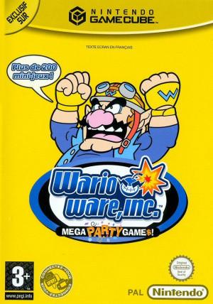 Wario Ware Inc. : Mega Party Game$ sur NGC