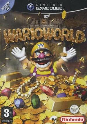 Wario World sur NGC