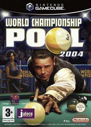 World Championship Pool 2004 sur NGC