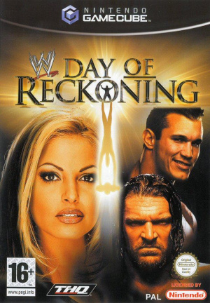 WWE Day of Reckoning sur NGC