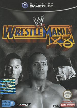 WWE Wrestlemania X8 sur NGC
