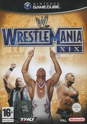 WWE Wrestlemania XIX sur NGC