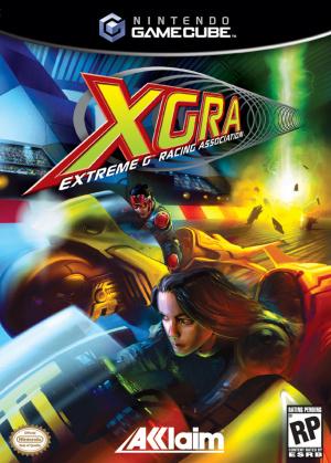 XGRA : Extreme-G Racing Association