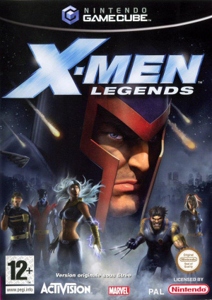 X-Men Legends sur NGC