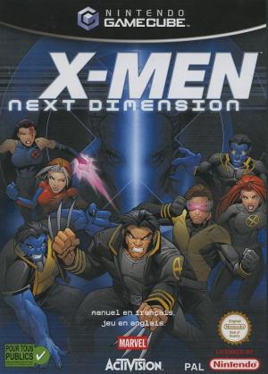X-Men : Next Dimension sur NGC