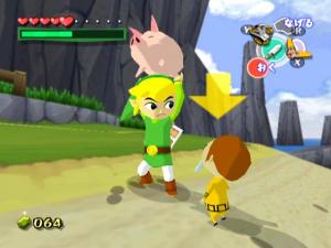 Zelda dispo aux US
