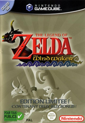 The Legend of Zelda : The Wind Waker sur NGC
