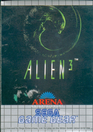 Alien 3 sur G.GEAR