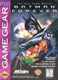 Batman Forever sur G.GEAR