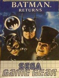 Batman Returns sur G.GEAR