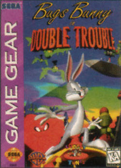 Bugs Bunny in Double Trouble sur G.GEAR
