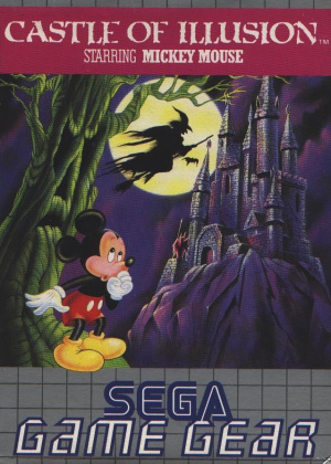Castle of Illusion starring Mickey Mouse sur G.GEAR