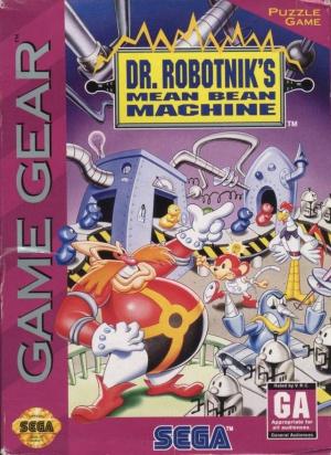 Dr. Robotnik's Mean Bean Machine sur G.GEAR