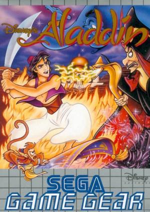 Aladdin sur G.GEAR