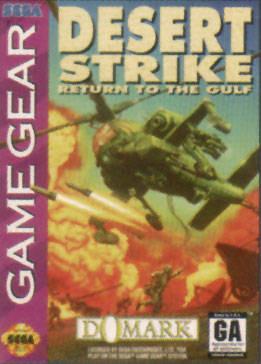 Desert Strike : Return to the Gulf sur G.GEAR