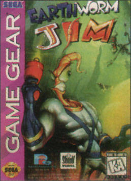 Earthworm Jim sur G.GEAR