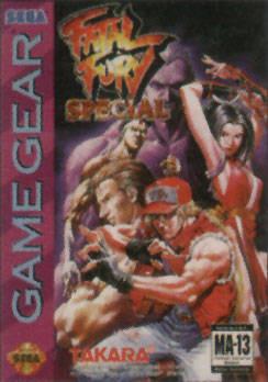 Fatal Fury Special sur G.GEAR