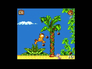 garfield caught in the act game gear sportswear