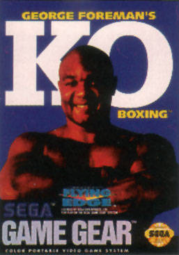 George Foreman's KO Boxing sur G.GEAR