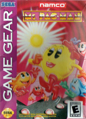 Ms. Pac-Man sur G.GEAR