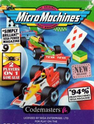 MicroMachines sur G.GEAR