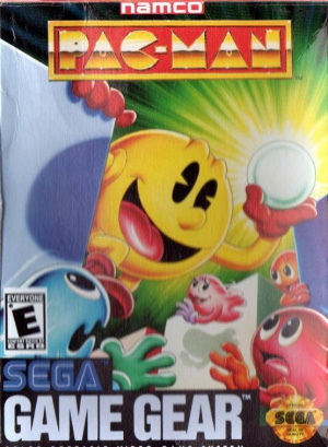Pac-Man sur G.GEAR