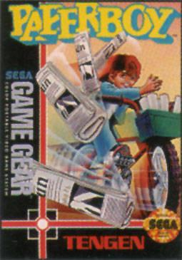 Paperboy sur G.GEAR