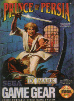 Prince of Persia sur G.GEAR