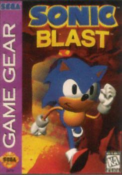 Sonic Blast sur G.GEAR