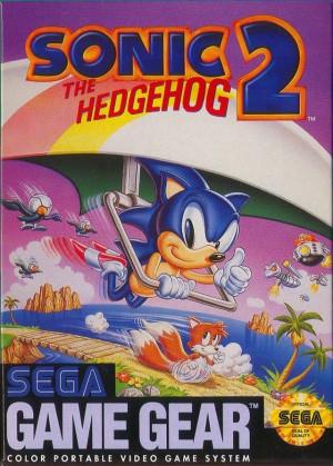 Sonic the Hedgehog 2 sur G.GEAR