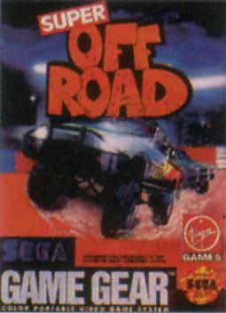 Super Off Road sur G.GEAR