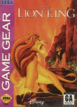 Le Roi Lion sur G.GEAR