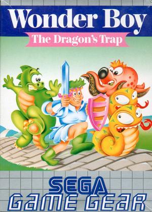 Wonder Boy III : The Dragon's Trap sur G.GEAR