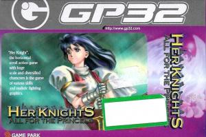 Her Knights sur GP32